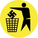 Nazis in the bin