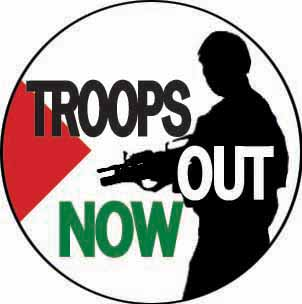 Palestine: Troops out now