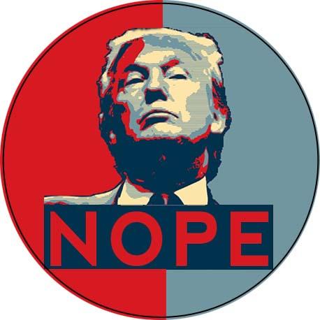 Trump nope38mm