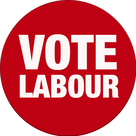 vote Labour design