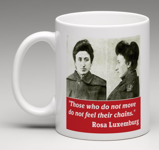 Rosa mug new