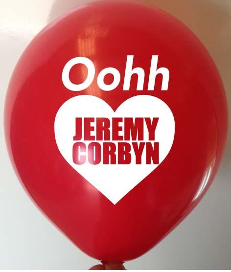 Ooh JC ballon