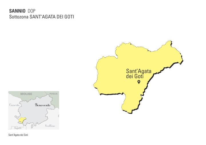 Sottozona Sant'Agata dei Goti (Sannio)