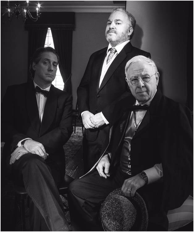 Some of the gentlemen of Hogtown