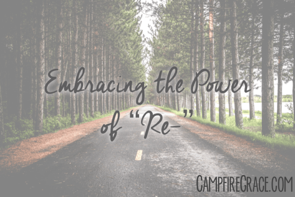 embracing the power of re