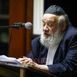 Rabbi Avrohom Garlitzky