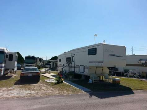 Sunny Pines RV And Mobile Home In Sebring Florida FL
