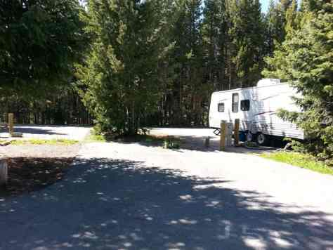 Fishing bridge rv park in yellowstone national park wyoming wy for Fishing bridge rv park