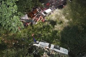 Tragedia Monteforte Irpino 2
