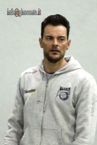 Nico Borghesio, coach della Pallavolo Pozzuoli