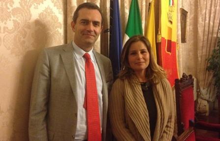 De Magistris nomina un nuovo assessore, Monia Alberti all'immagine ed alla promozione della città