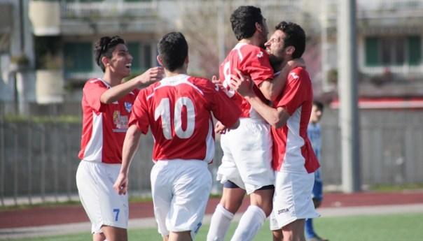 Quarto, 3-1 al San Marco Trotti: continua il sogno della serie D!