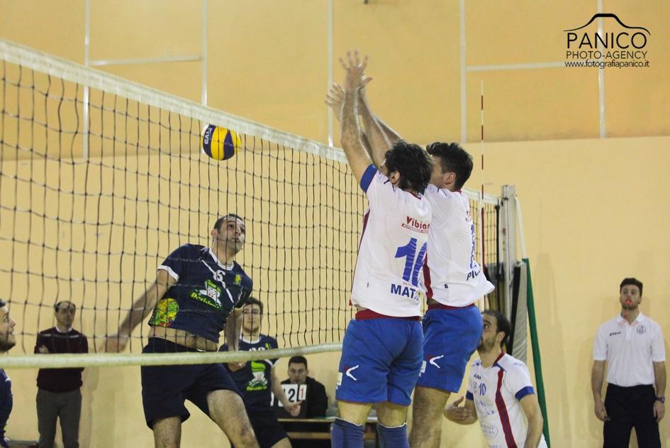 12.04.14, Palestra Vrigilio Pozzuoli, Rione Terra Volley-Battipaglia