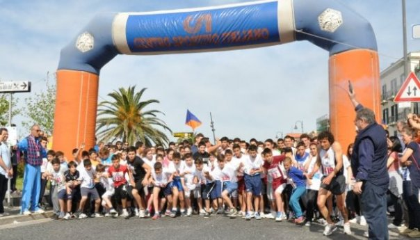 Corriamo nel Mito, un'edizione per giovani e meno giovani