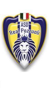 Il logo dell'ASD Real Pozzuoli