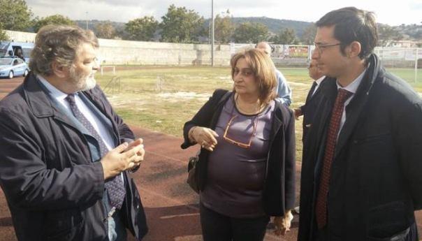 Nazionale Parlamentari vs Quarto Calcio, amichevole per la legalità