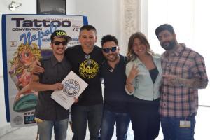 Napoli Tatoo convention 2