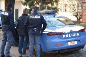 Polizia - arresto