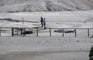 Solfatara, morti tre turisti veneziani