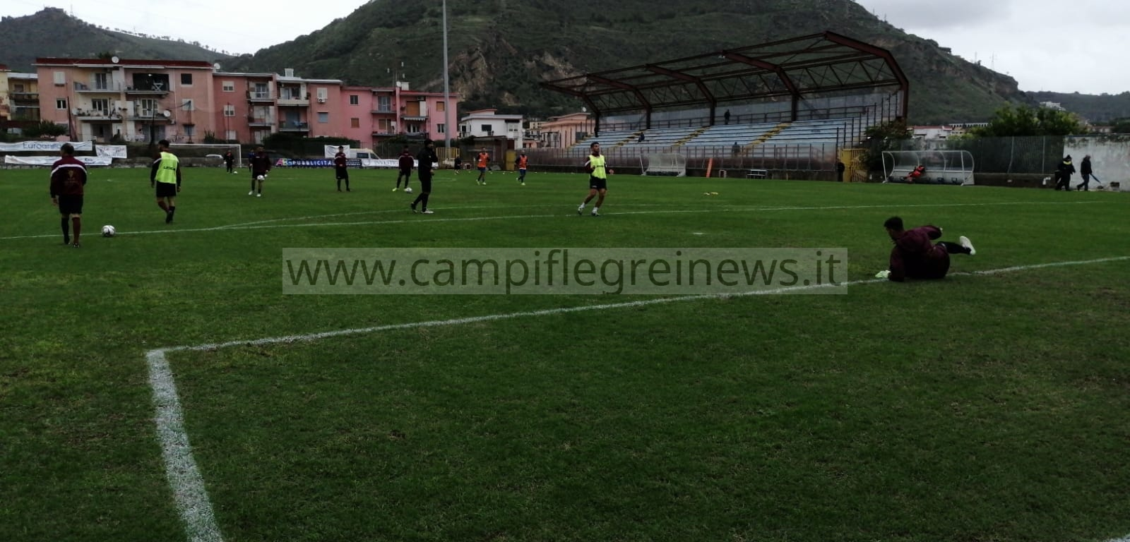 Diretta Goal Flegrei Segui Live Il Derby Puteolana Sibilla Foto Live Campi Flegrei News