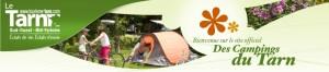 Les campings du Tarn