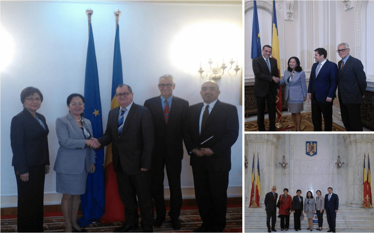 Philippines pursues closer ties with romania - Department of foreign affairs offices ...