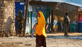 """A Different Kind of Fighting: Challenges for Women in a War-torn Somalia"" by Andrea Hall"