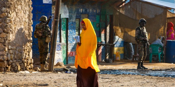 &#8220;A Different Kind of Fighting: Challenges for Women in a War-torn Somalia&#8221; by Andrea Hall