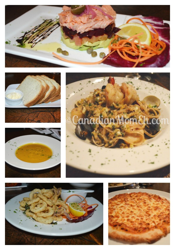 coco pazzo in Mont Tremblant, coco pazzo, italian food, gluten-free, where to eat in mont tremblant, canadianmomeh