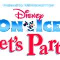 disney on ice let's party, disney, disney on ice