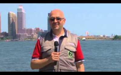 ALEXANDER CAICEDO – NUEVO INTEGRANTE AL EQUIPO DE CORRESPONSALES DESDE NEW YORK