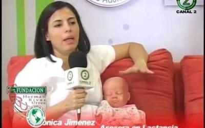 FUNDACION  HERMAN RIVAS URREA  – LACTANCIA MATERNA