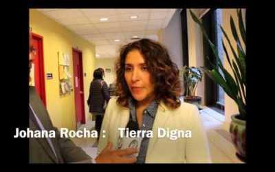 Simposio por la Defensa de los Derechos Humanos en Colombia