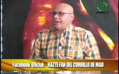 MAO TV – CARLOS HOLMES MONDRAGON