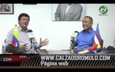CALZANDO IDEAS CON ROMULO – CARLOS HERNÁN PAZ