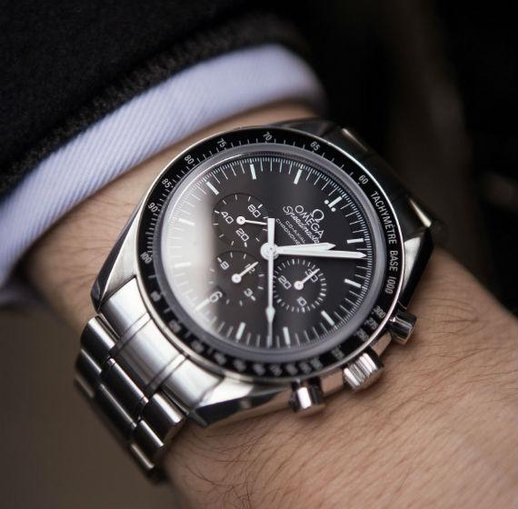 Wishlist do Editor: 7 Relógios Que Eu Amo - Omega