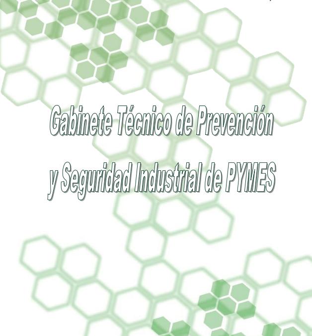 Boletín del Gabinete Técnico de Prevención CEPYME ARAGON 05/2016