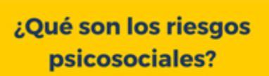 ISSLA:Nuevo espacio web sobre Riesgos Psicosociales