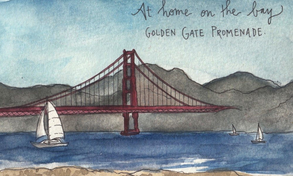 Home sweet San Francisco: On travel, life, and coming home.