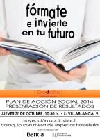 Plan de Acción Social 2014
