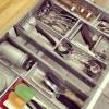 Organizing drawers