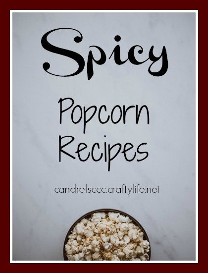 Heat things up with these spicy popcorn recipes.
