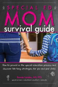Interview with Bonnie Landau, author of Special Ed Mom Survival Guide