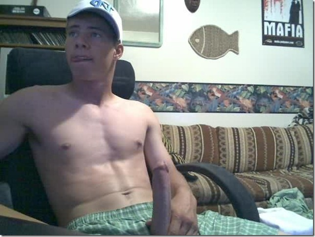 College Boy's WebCam's Session