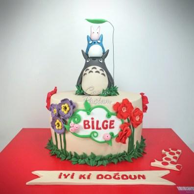 Totoro Cake Studio Ghibli