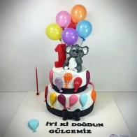 Baloon Cake Koala Cake