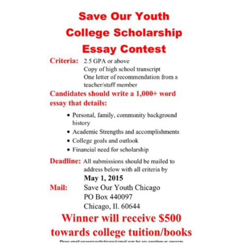 college contest essay Collegexpress scholarship profile: the sellusedbookscom college essay contest search for more scholarships and colleges join collegexpress.