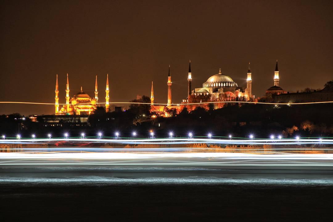 İstanbul bu açıdan güzel. Buraya kadar olanları düşünmez isek...