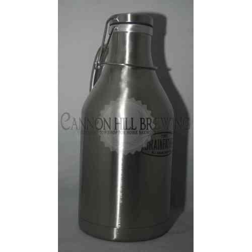 Medium Crop Of Stainless Steel Growler
