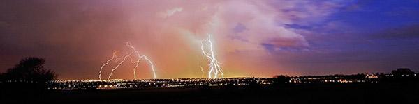 shoot lightning